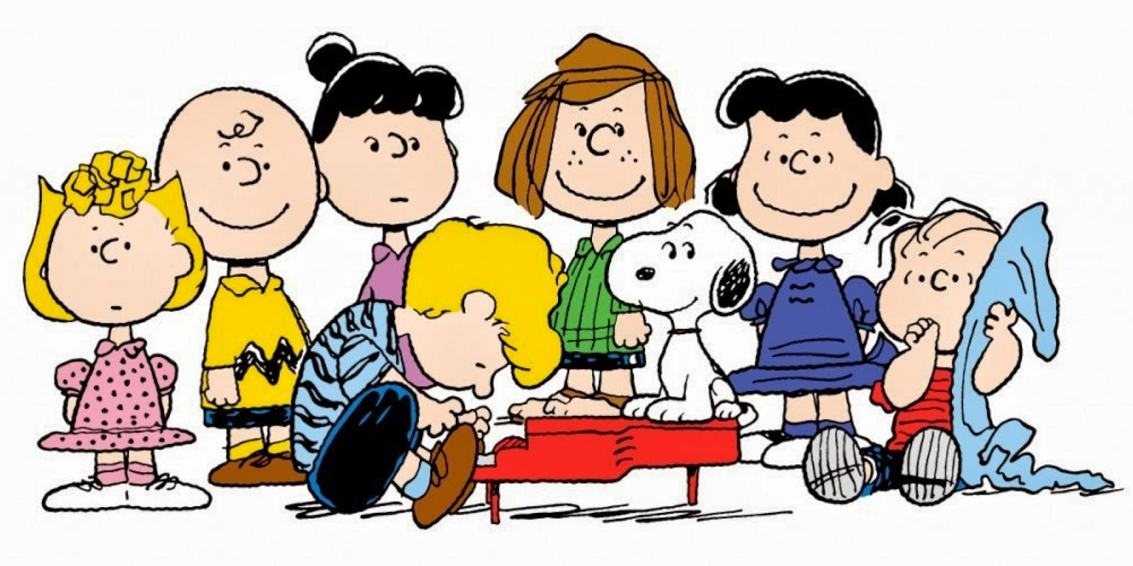 The Holiday Site Christmas Charlie Brown-The Holiday Site Christmas Charlie Brown And peanuts Clip Art-9