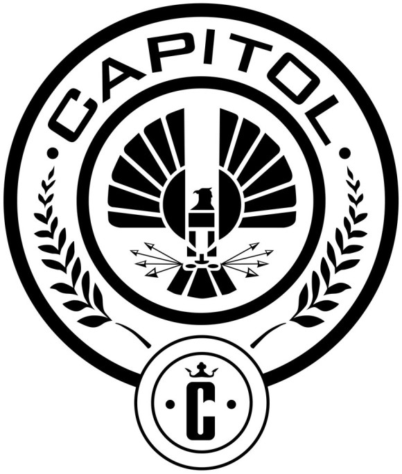 Hunger Games Capitol Symbol Clipart