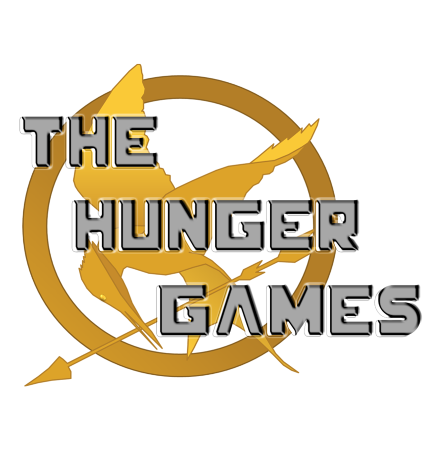 Texto Png The Hunger Games by Karlivery ClipartLook.com