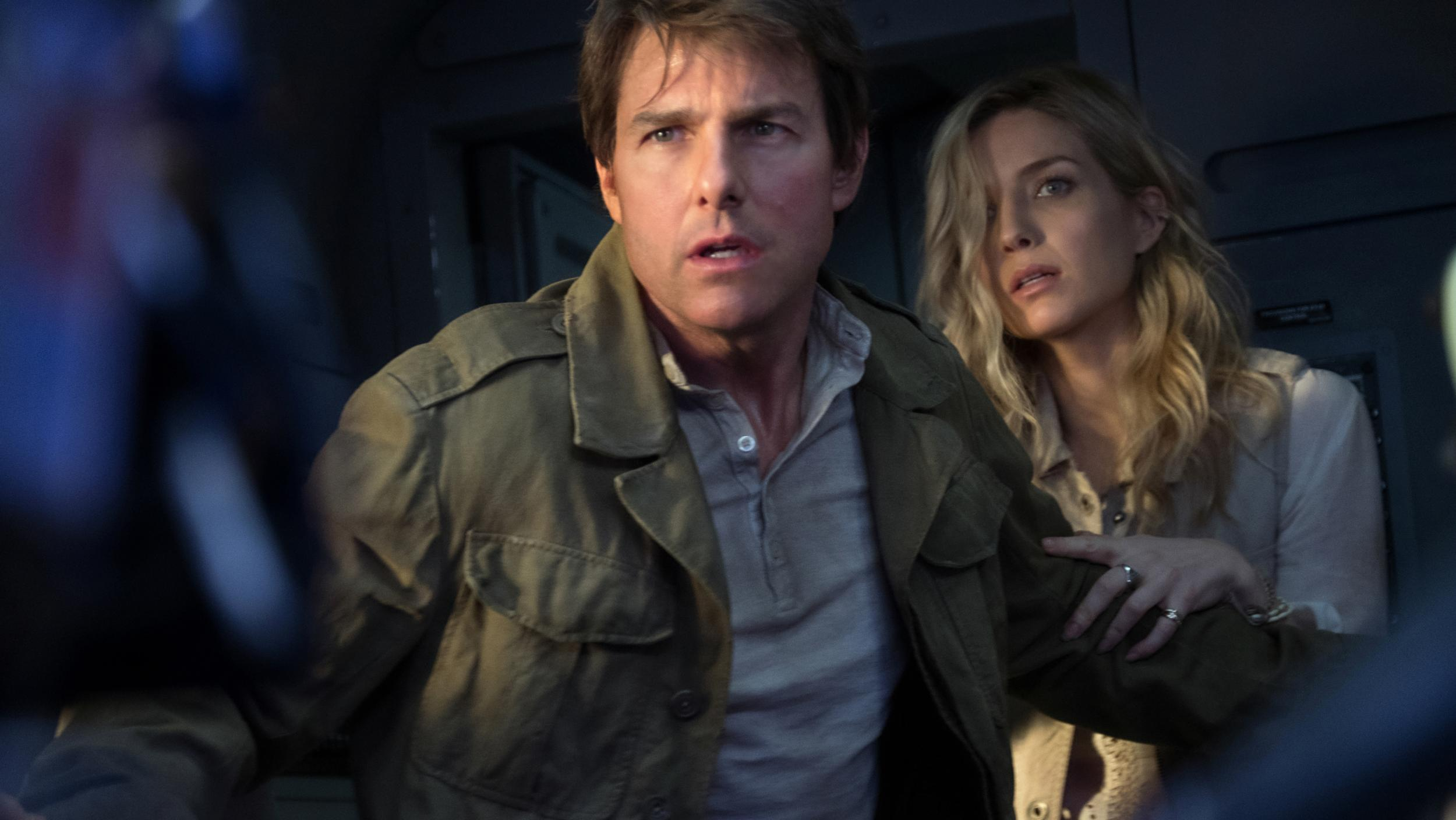 The Mummy trailer 2: Action packed new clip from Tom Cruise film | The  Independent