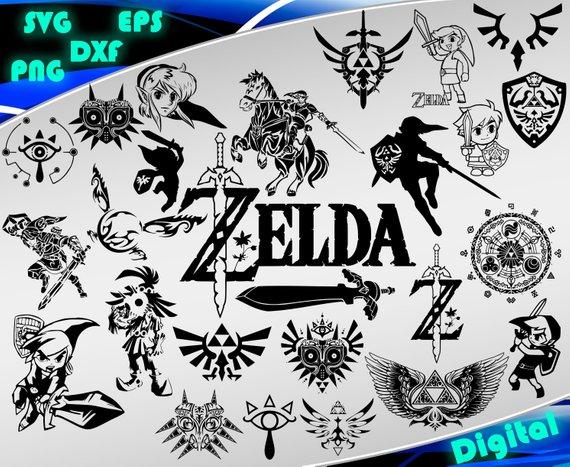 The Legend Of Zelda Clipart-Clipartlook.-The Legend Of Zelda Clipart-Clipartlook.com-570-1