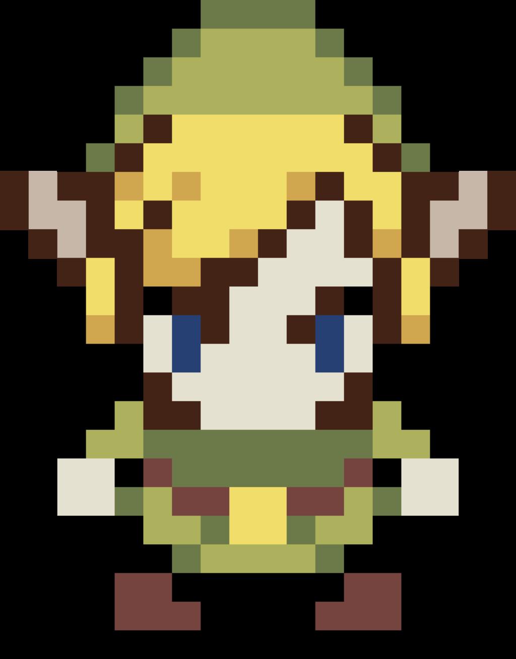 . ClipartLook.com Link - The Legend Of Z-. ClipartLook.com Link - The legend of Zelda Pixel by KomankK-7