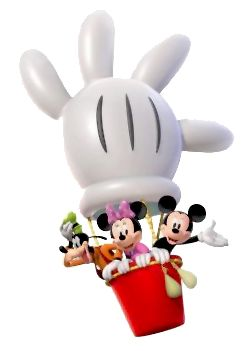 The Mickey Mouse Clubhouse Clip Art