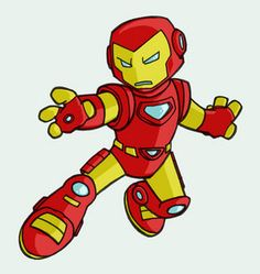 The New Iron Man Cartoons Are About A Teen Iron Man Page 4 More