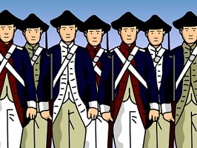 The Revolutionary War took place between 1776 and 1783. The American Revolutionary was was fought between the American Colonies and Great Britain after the ...