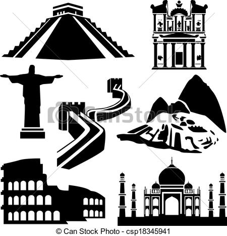 Seven Wonders Of The World-Seven Wonders of the World-1