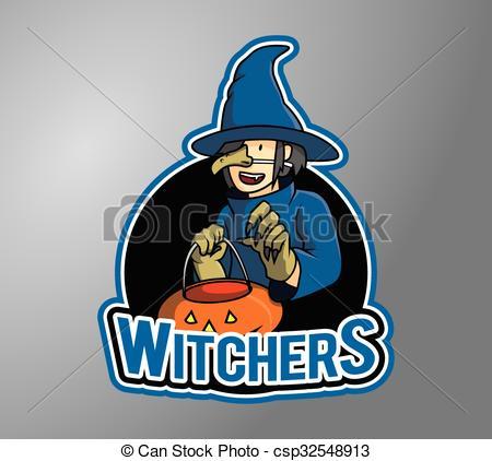 Witcher Design Illustration