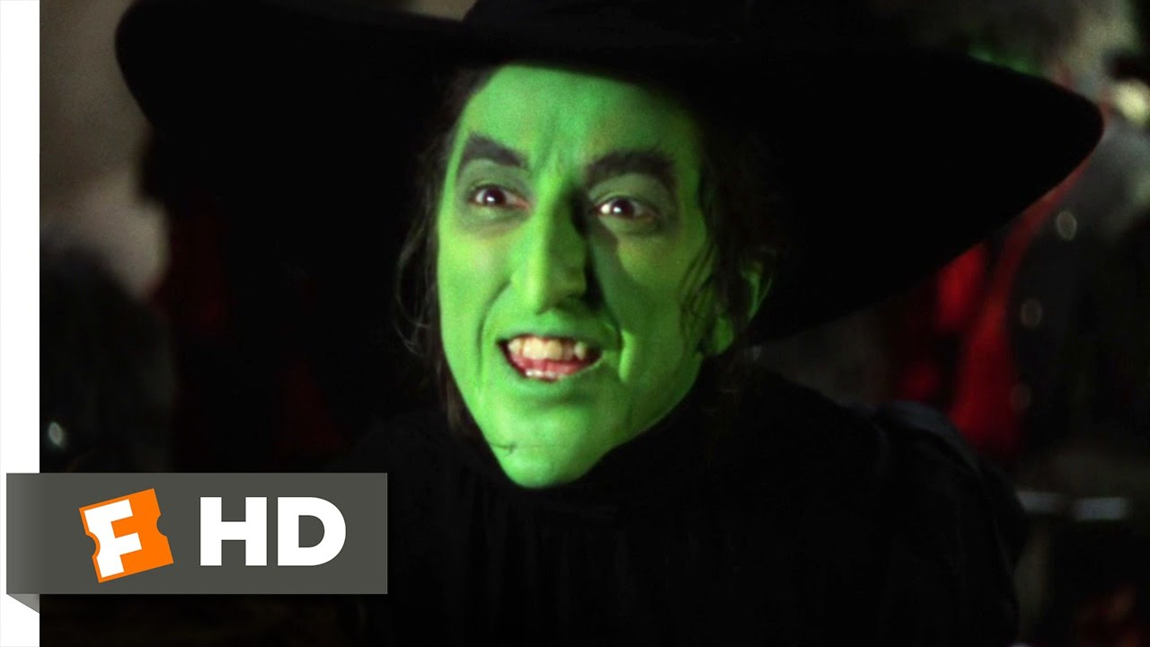The Wizard of Oz (7/8) Movie CLIP (1939) HD - YouTube