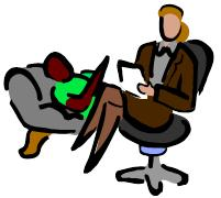 Clip Art Therapist Occupation