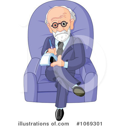 Therapist Clipart 1069301 Illustration By Pushkin