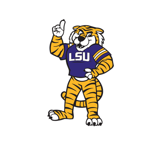 There Is 19 Lsu Logo Free Cli - Lsu Clip Art