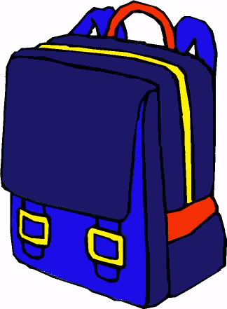 There Is 35 Student With Backpack And Bo-There Is 35 Student With Backpack And Books Free Cliparts All Used For-18