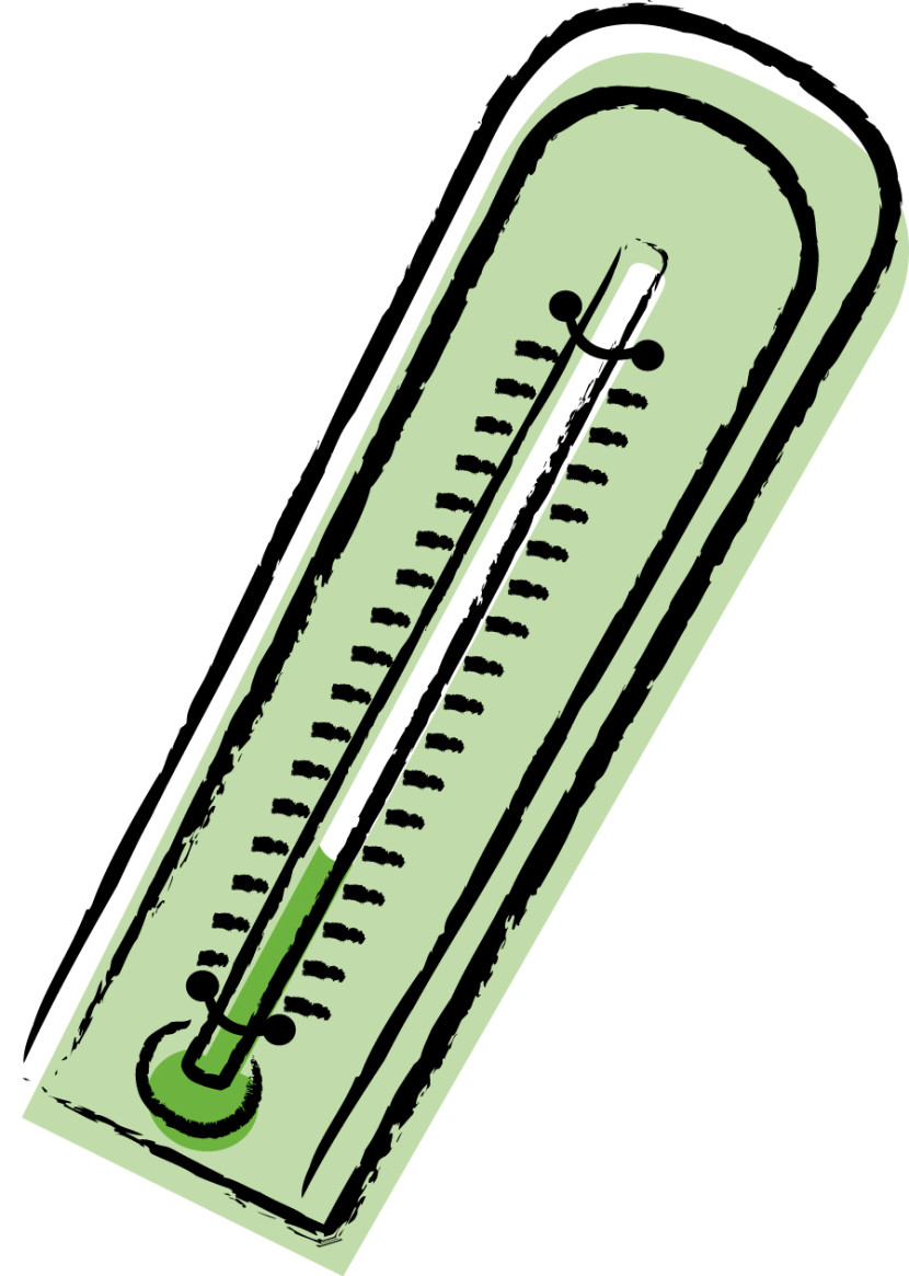 Thermometer Clip Art Free For Fundraiser Free