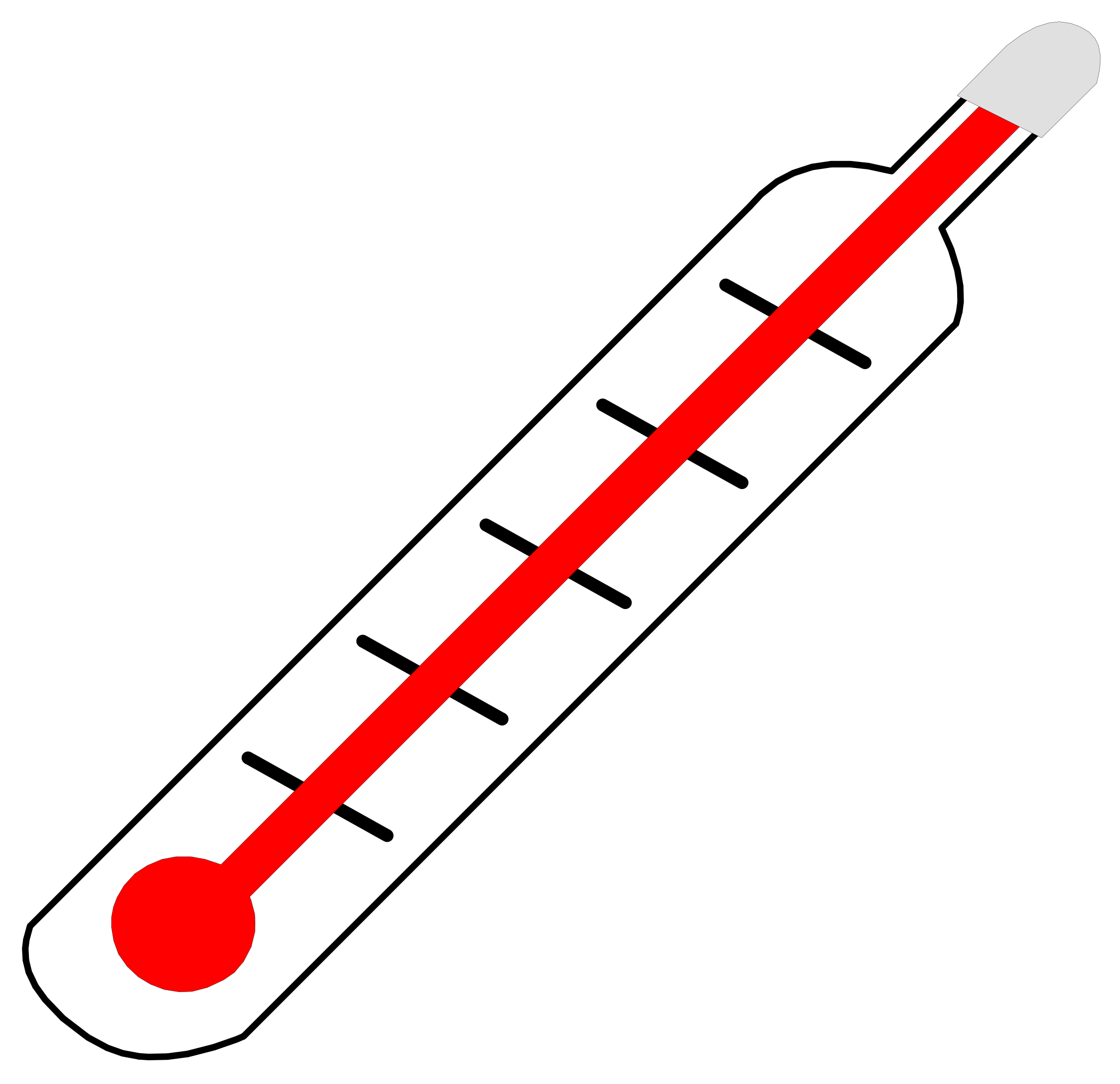 Thermometer Thermostat Clipart Free Clip-Thermometer thermostat clipart free clipart images-12