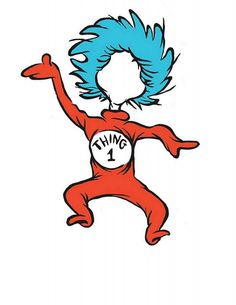 Make YOU into Thing 1 or Thing 2
