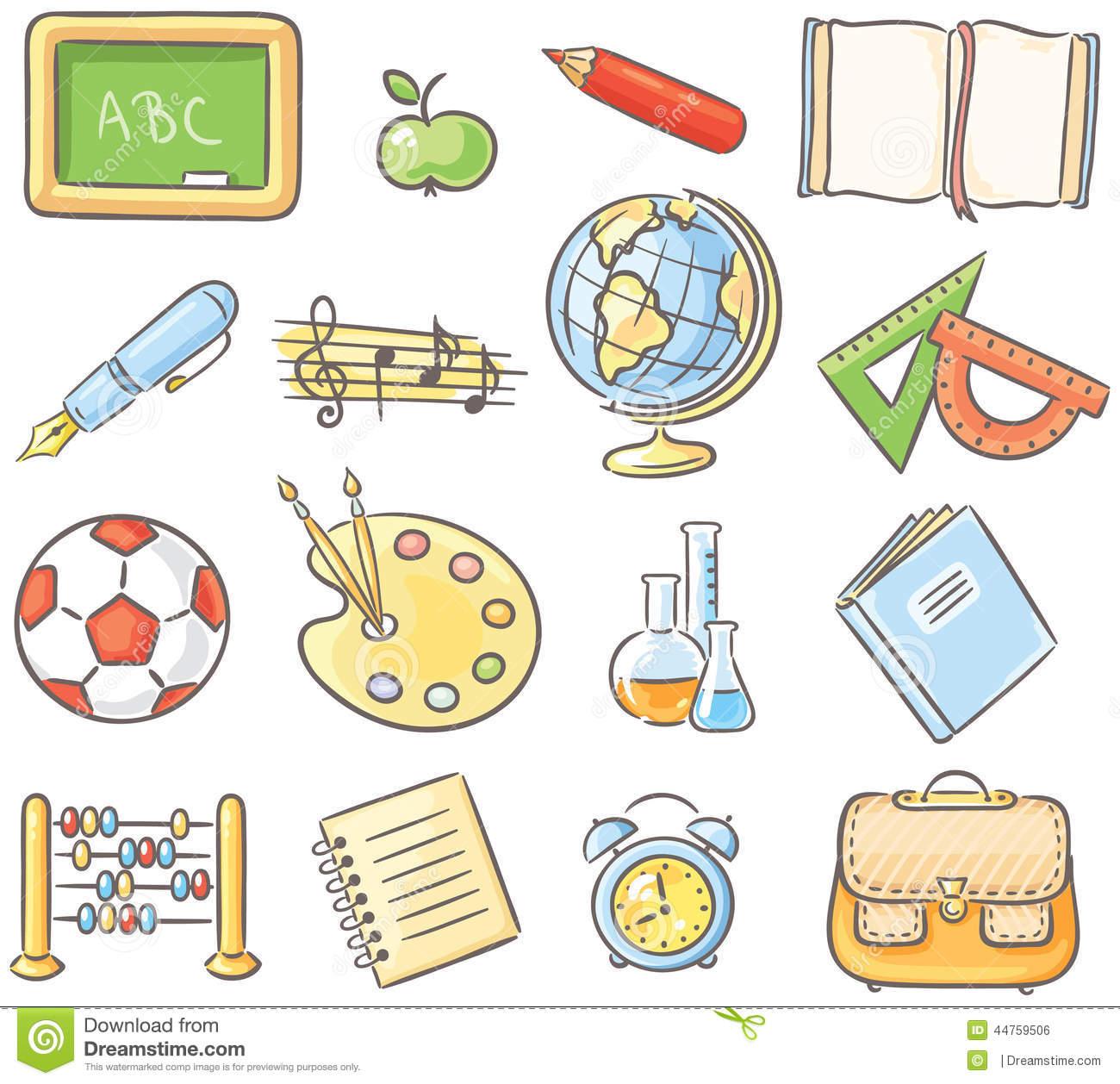 School Thing Stock Illustrations u2013 460 School Thing Stock Illustrations,  Vectors u0026 Clipart - Dreamstime