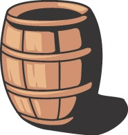 Things : barrel : Classroom Clipart