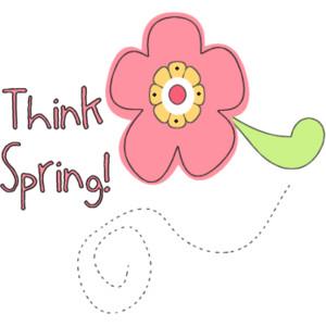 Think spring clip art clipart - Think Spring Clip Art