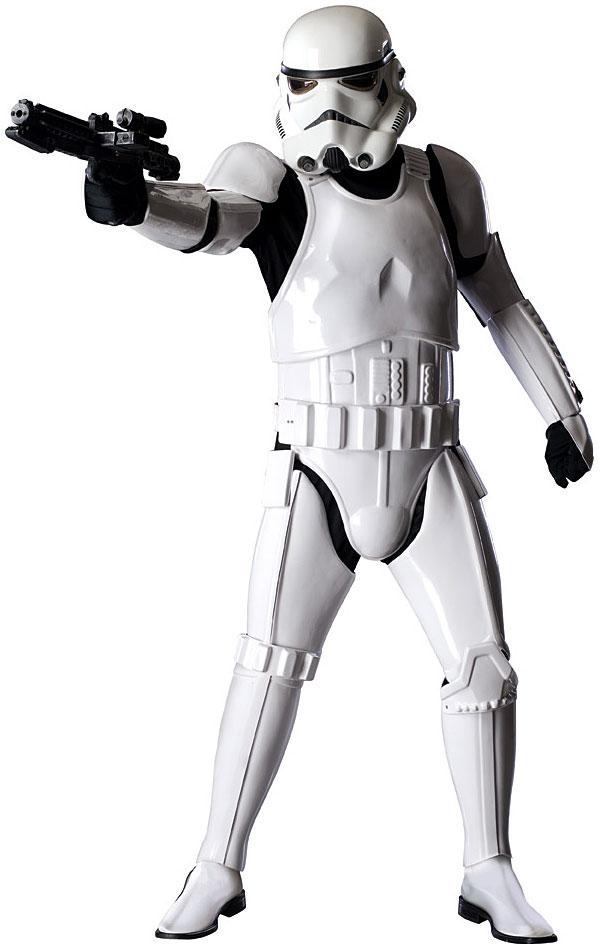ThinkGeek :: Star Wars Supreme Edition S-ThinkGeek :: Star Wars Supreme Edition Stormtrooper Costume-15