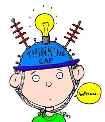 Thinking cap clip art ...