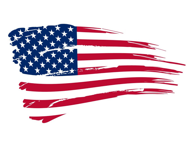 This Can Be A Perfect Flag Cl - Independence Day Clip Art