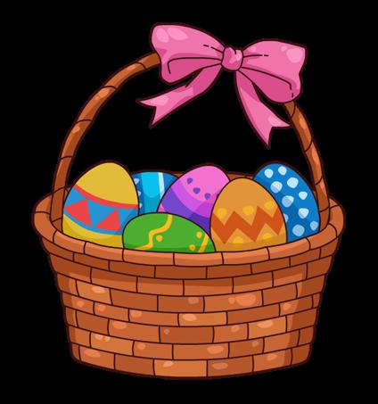 This Cartoon Easter Basket .-This cartoon Easter basket .-15