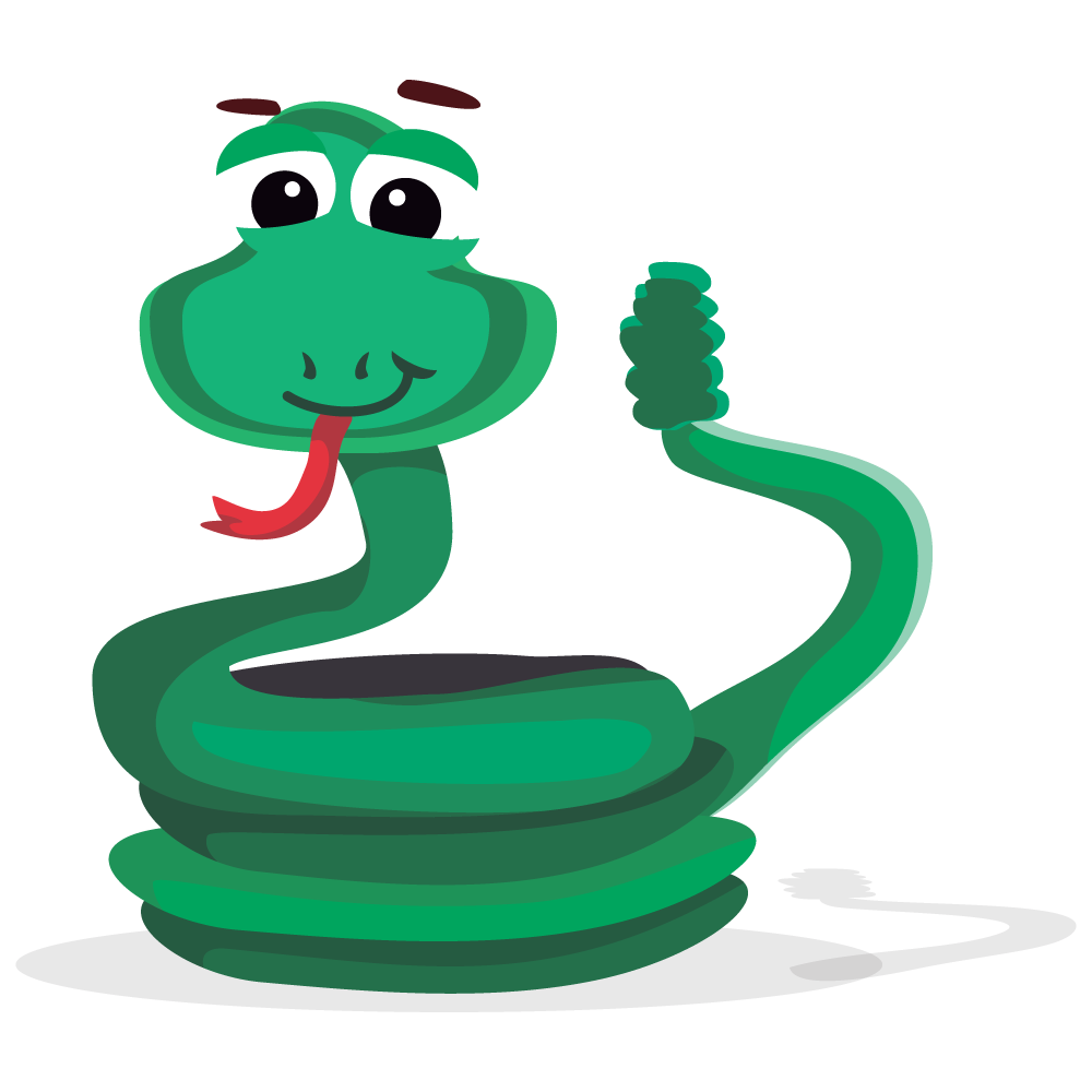 This Cartoon Rattlesnake Clip Art Is Lic-This cartoon rattlesnake clip art is licensed under a Creative Commons Attribution 3.0 Unported License. Add this clip art to your commercial or personal ...-16