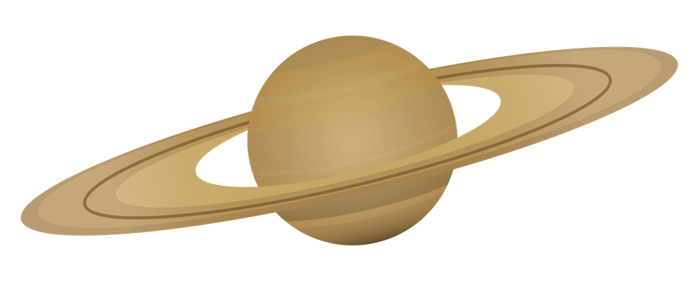 This Clip Art Of Planet Saturn Is Free F-This clip art of planet Saturn is free for personal or commercial use. Feel free to use this clip art on your school projects, astronomy magazines, books, ...-17