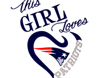 This Girl Loves New England Patriots SVG-This Girl Loves New England Patriots SVG File!-19