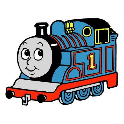 Thomas The Tank Engine Free Vector For F-Thomas the tank engine Free vector for free download (about 2 files).-11