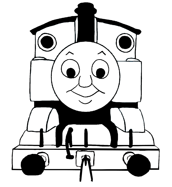 Thomas The Train Clip Art | Clipart Panda - Free Clipart Images