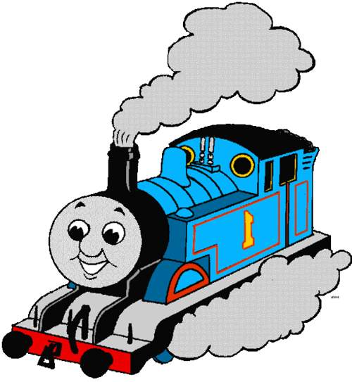 Thomas the train clip art | Clipart Panda - Free Clipart Images