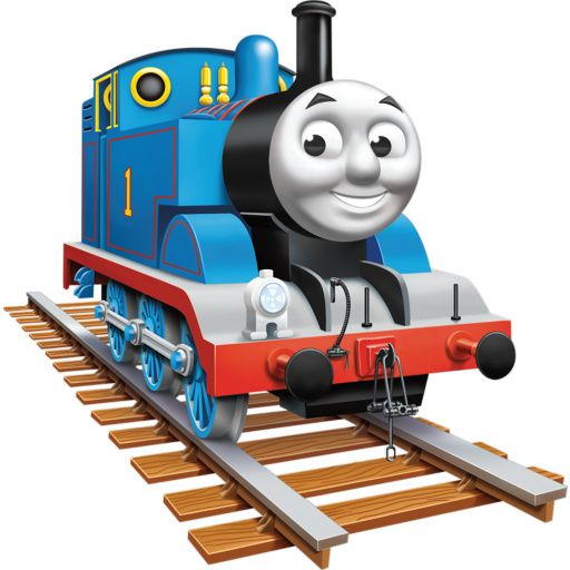 Thomas The Train Clip Art