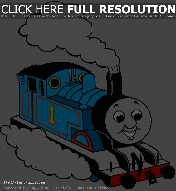 ... Thomas The Train Clipart clip art, trains and free clipart images on pinterest ...