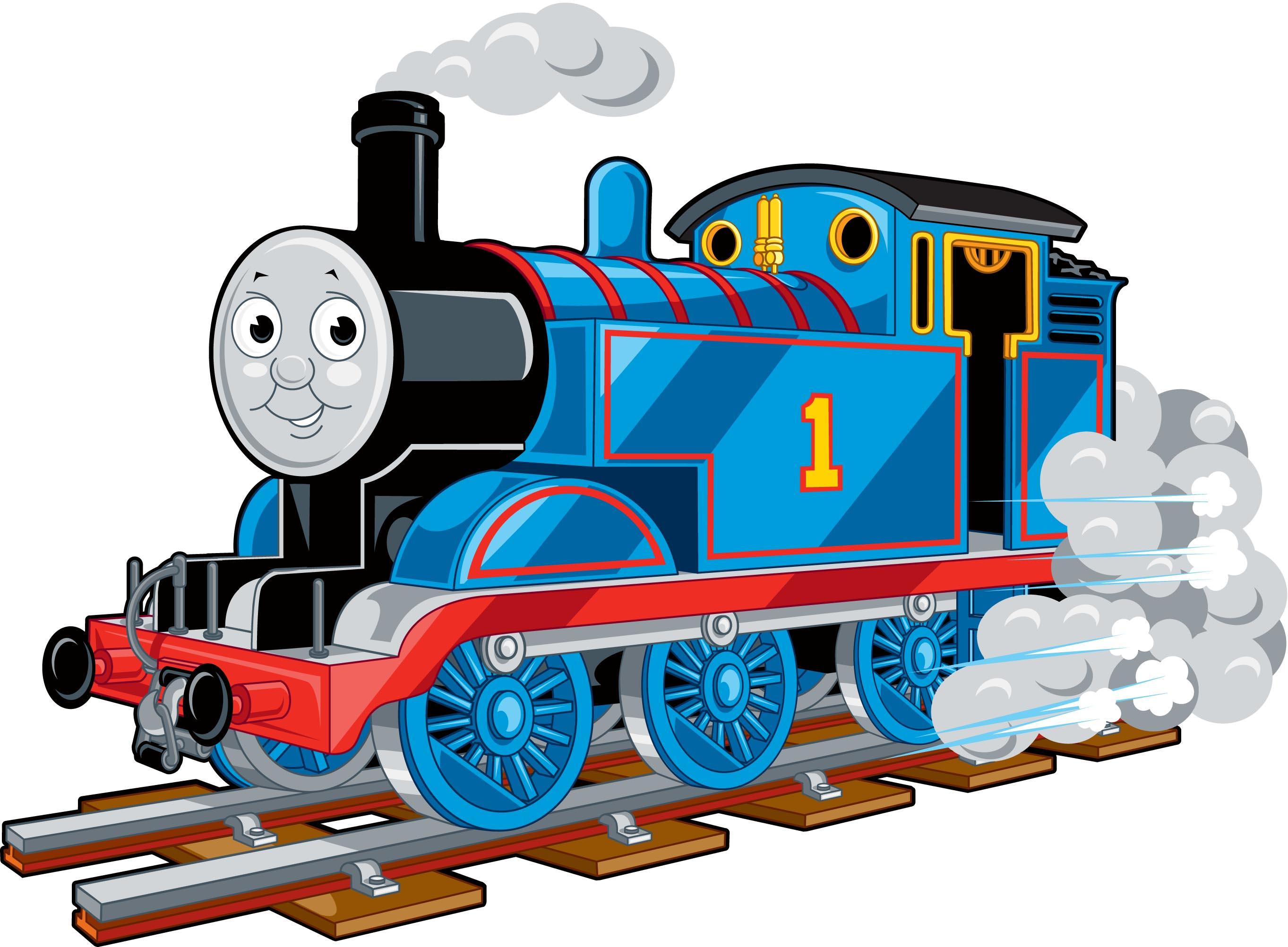 Thomas The Train Clipart .