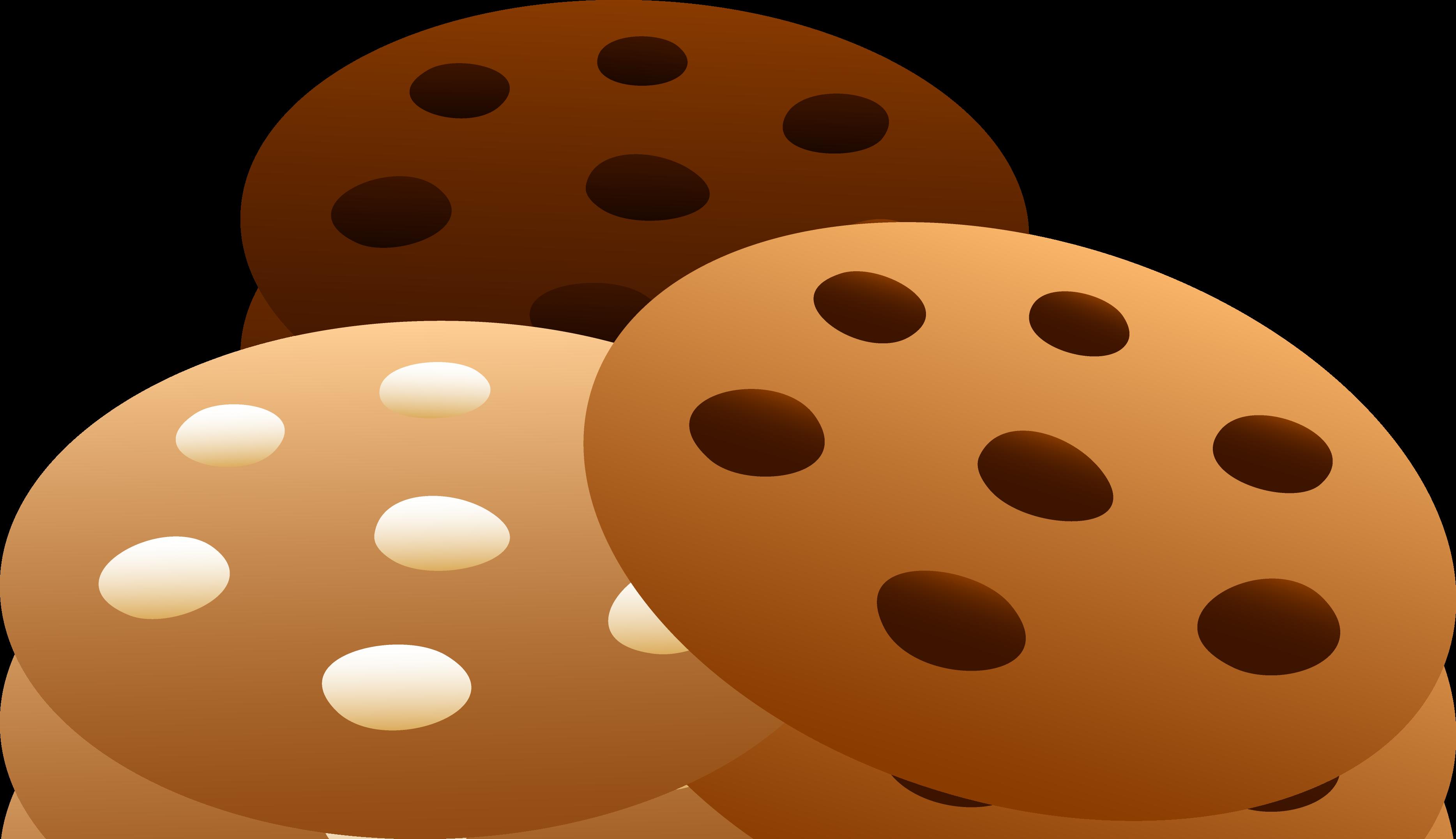 Three Flavors Of Cookies Free Clip Art U-Three Flavors Of Cookies Free Clip Art u0026middot; Chocolate Chip ...-19