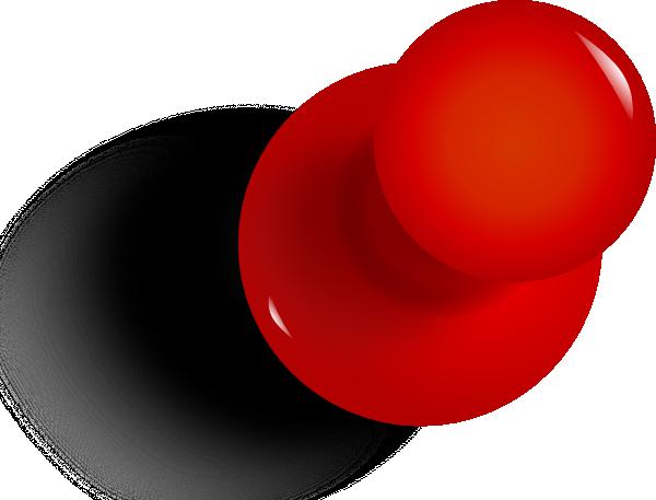 Thumb Tack Clip Art At Clker Com Vector Clip Art Online Royalty
