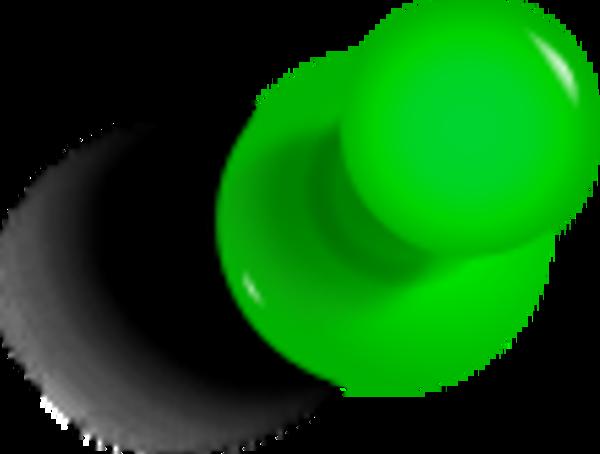 Thumb Tack Clip Art - Thumbtack Clipart