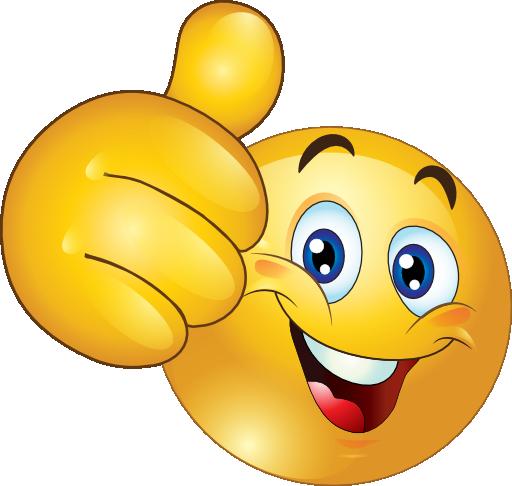 Thumb Up Smiley-Thumb Up Smiley-7