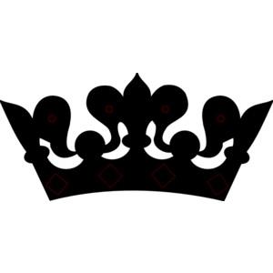 Tiara princess crown clipart .