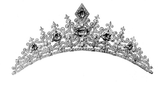 Tiaras And Crowns Clipart Free Clip Art Images