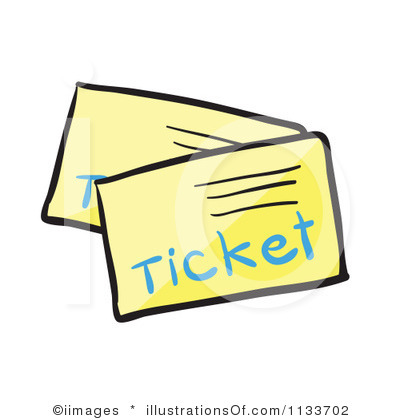 Ticket Clipart-ticket clipart-16