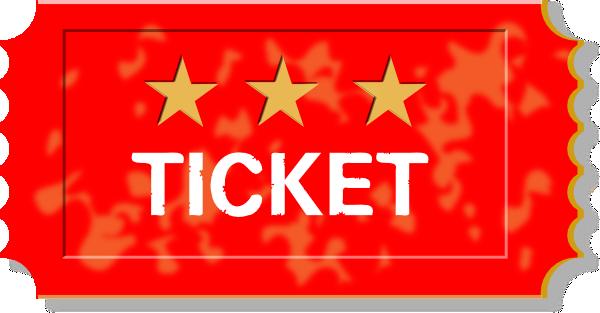 Ticket clip art template free clipart im-Ticket clip art template free clipart images 2-18