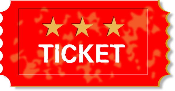 Ticket Clipart   Free Download .-Ticket Clipart   Free Download .-19