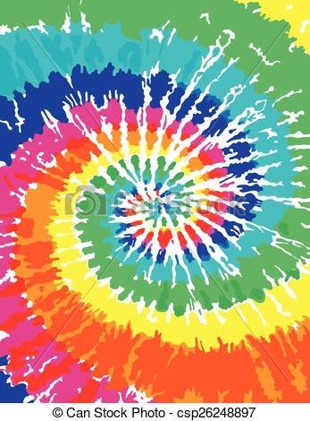 Tie Dye Background