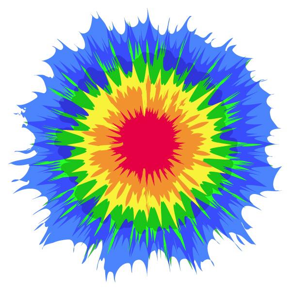 Tie Dye Clip Art Free Cliparts Co
