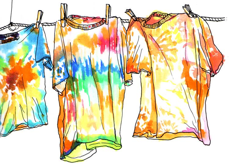Tie Dye Clip Art Free; .-Tie Dye Clip Art Free; .-6