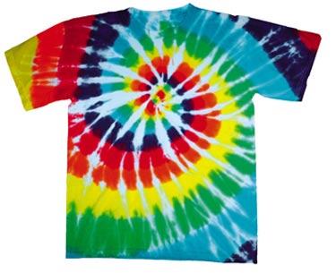 Tie Dye Clip Art