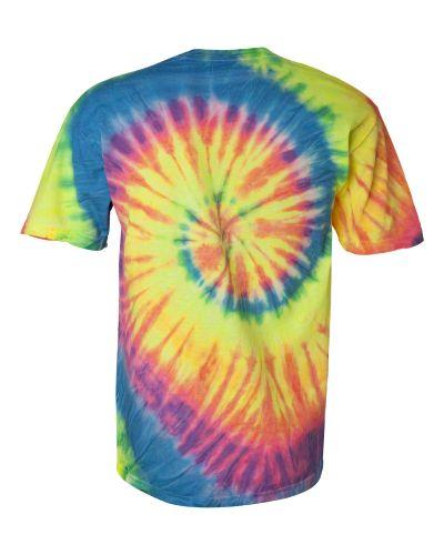 Tie Dye Shirt Clip Art