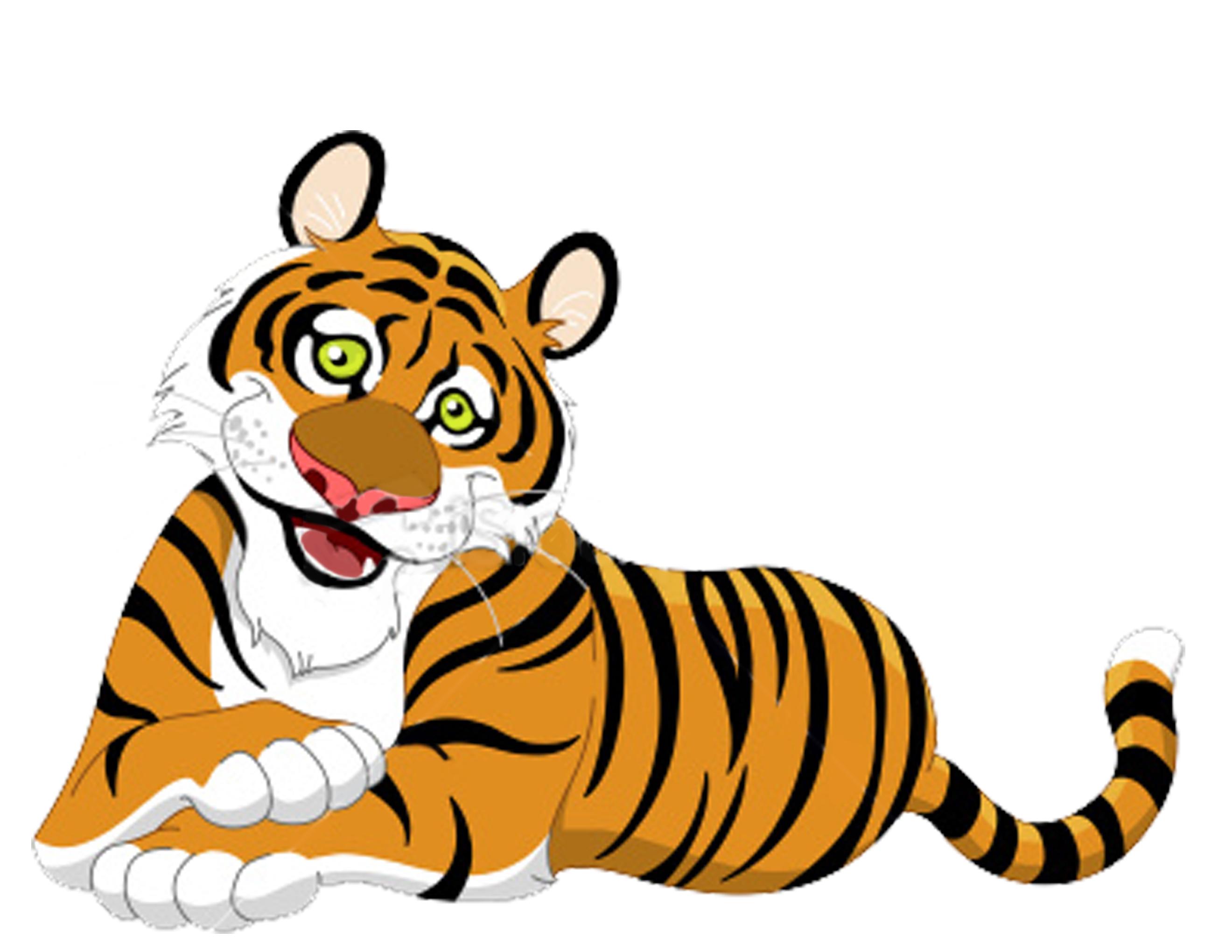 Tiger Clipart Tiger Clipart-Tiger Clipart Tiger Clipart-16